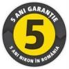 Nikon sarbatoreste 5 ani in Romania cu 5 ani de garantie